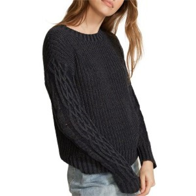 ルーカ レディース ニット・セーター アウター RVCA Ember Sweater - Women's Navy
