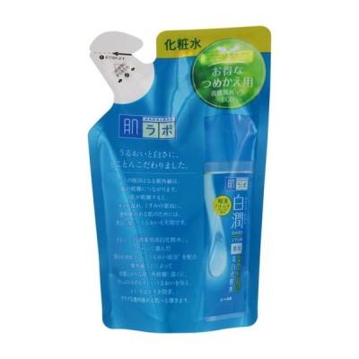 【医薬部外品】ロート製薬 肌ラボ 白潤 薬用美白化粧水 詰め替え 170mL