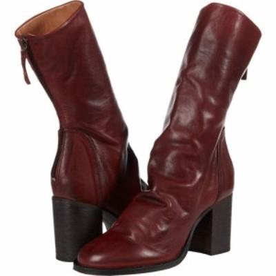 フリーピープル Free People レディース ブーツ シューズ・靴 Elle Block Heel Boot Dark Red