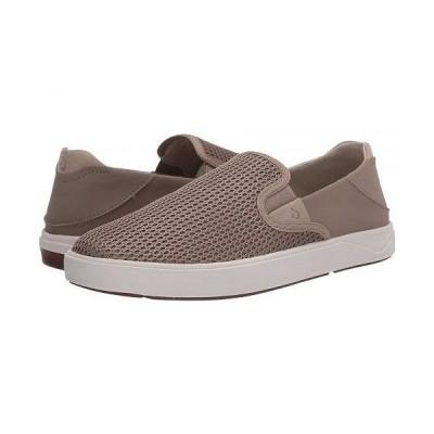Olukai オルカイ メンズ 男性用 シューズ 靴 スニーカー 運動靴 Lae'ahi - Clay/Clay