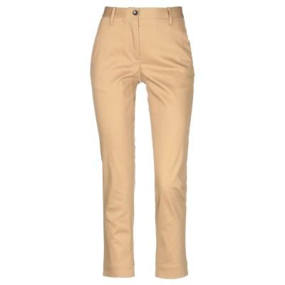 NINE:INTHE:MORNING パンツ キャメル 27 コットン 97% / ポリウレタン 3% パンツ