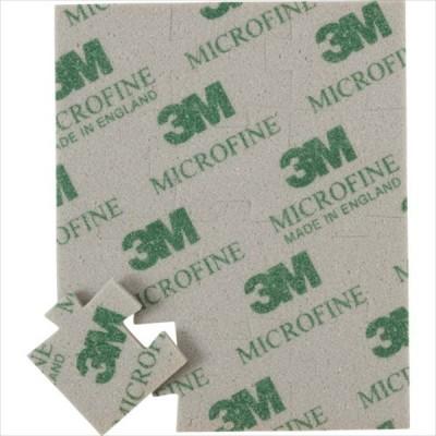 3M ジグソーパズル型スポンジ研磨材 超極細目 (1枚=1PK) (SPONGE JIG MF)