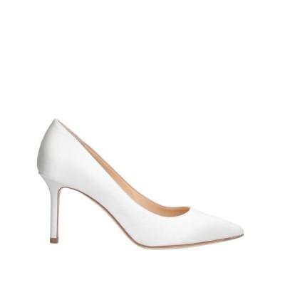 LELLA BALDI レディース パンプス シューズ 靴 ホワイト