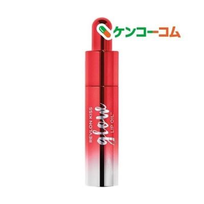 レブロン キス グロウ リップ オイル 005 コーラル フラッシュ ( 6ml )/ レブロン(REVLON)