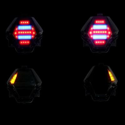 YAMAHAR3 R25 Y150統合LEDテールライトウインカーアセンブリ用