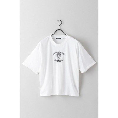 【RESOXY】刺繍Tシャツ