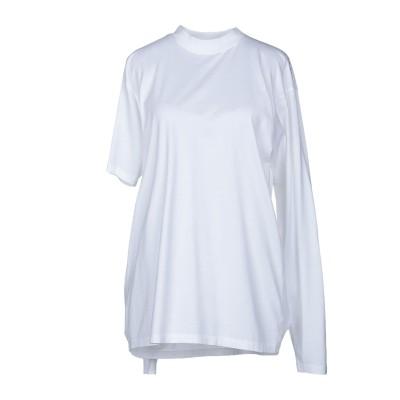 Y/PROJECT T シャツ ホワイト XXS コットン 100% T シャツ