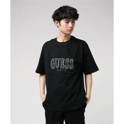 tシャツ Tシャツ TOKYO LINE OVERSIZE LOGO TEE