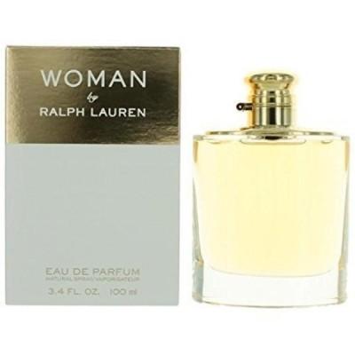 コスメ 香水 女性用 フレグランス  Woman by Ralph Lauren 3.4 oz Eau de Parfum Spray 送料無料