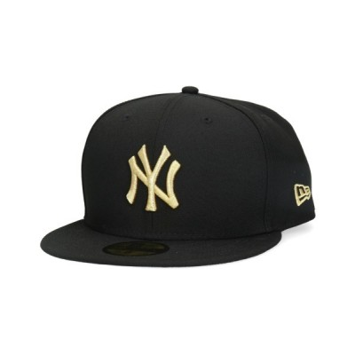 OVERRIDE / 【NEW ERA】BLACK CUSTOM MEN 帽子 > キャップ