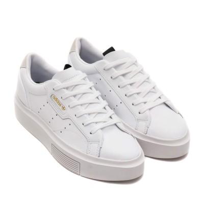 アディダス adidas adidas Originals SLEEK SUPER W (WHITE)
