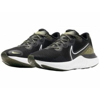 Nike ナイキ メンズ 男性用 シューズ 靴 スニーカー 運動靴 Renew Run SE Black/Summit White/Medium Olive【送料無料】