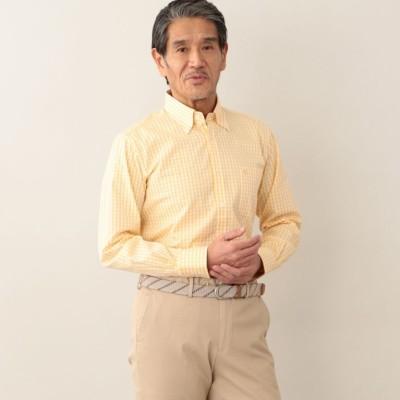 【数量限定】カラーギンガムチェックシャツ
