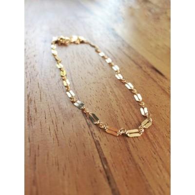 ハワイのジュエリー♪ Kala ネックレス - ゴールドネックレス チェーンネックレス、Bohoジュエリー