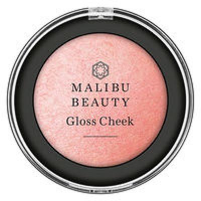 青和通商Malibu Beauty(マリブビューティー) グロスチーク 02 シフォンピンク 青和通商
