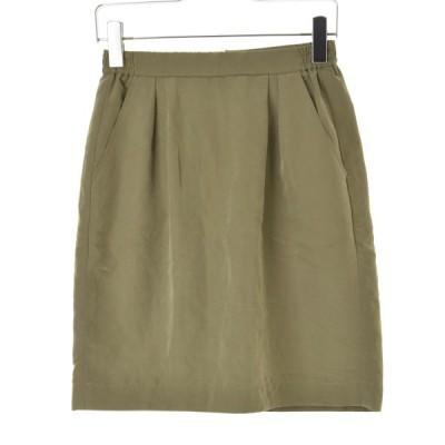 fredy&GLOSTER タックタイト スカート