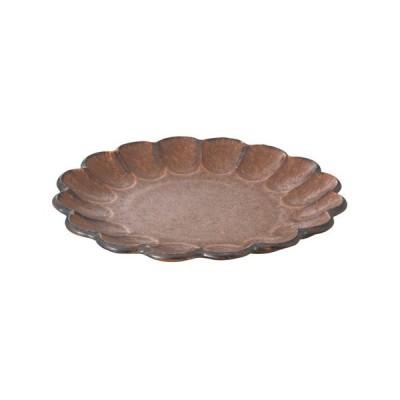洋食器 中皿 / チャロンリンカ24プレート 寸法: 24.5 x 3.5cm