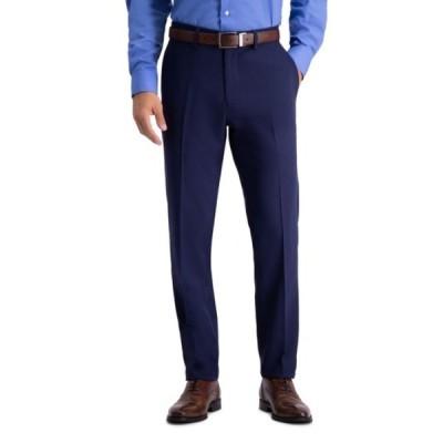 """ハガール メンズ カジュアルパンツ ボトムス Solid 4-Way Stretch Suit Spearate Pants - 30-34"""" Inseam MIDNIGHT"""