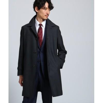 TAKEO KIKUCHI / カルゼステンカラーコート Fabric by LoroPiana StormSystem(R) MEN ジャケット/アウター > ステンカラーコート