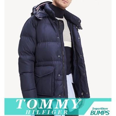 トミーヒルフィガー ボンバージャケット メンズ リバーシブル カラーブロック ロゴ XS〜XXL アウター 新作 TOMMY