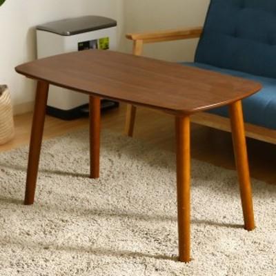 センターテーブル 幅90cm 木製 リビングテーブル テーブル 机 つくえ ローテーブル ( ソファテーブル コーヒーテーブル 木製テーブル 高