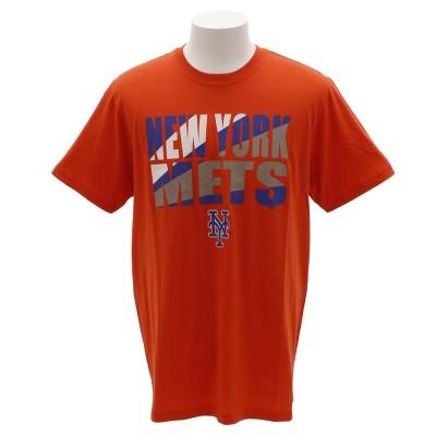 47ウェアTシャツ 半袖 Mets SPLITTER 317753 カットソー オレンジ