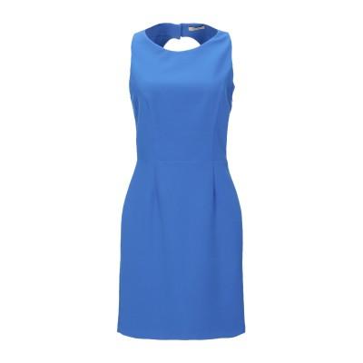 リュー ジョー LIU •JO ミニワンピース&ドレス ブライトブルー 42 ポリエステル 88% / ポリウレタン 12% ミニワンピース&ドレス