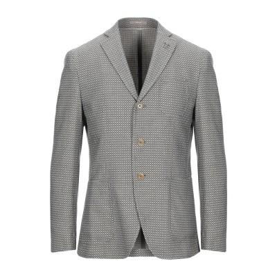 パオローニ PAOLONI テーラードジャケット ベージュ 54 コットン 100% テーラードジャケット