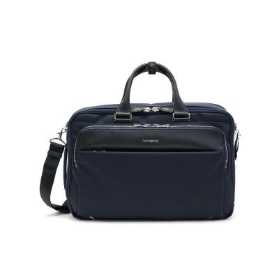 (Samsonite/サムソナイト)【日本正規品】サムソナイト ビジネスバッグ Samsonite バッグ リュック ショルダー Jet biz 3way Bag EXP GL1-004/ユニセックス ネイビー