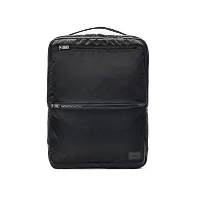 (PORTER/ポーター)吉田カバン ポーター エヴォ ビジネスリュック メンズ ノートPC 薄い 薄型 A4 PORTER 534-05272/ユニセックス ブラック