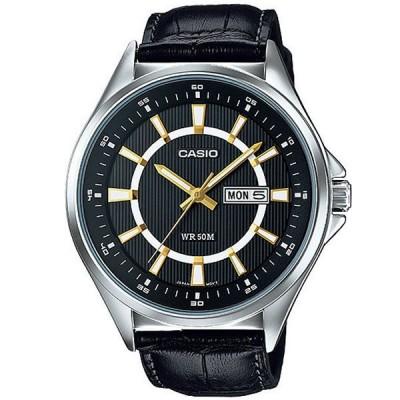 海外カシオ 海外CASIO 腕時計 MTP-E108L-1A STANDARD スタンダード クオーツ メンズ