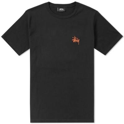 (ステューシー) STUSSY Tシャツ Basic Stussy Tee メンズ 半袖 [並行輸入品]  1904452W  BASIC TEE 並行輸入品