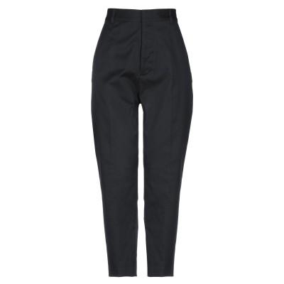 ディースクエアード DSQUARED2 パンツ ブラック 46 コットン 97% / ポリウレタン 3% パンツ
