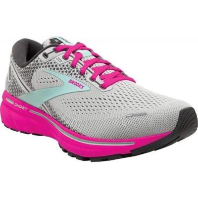 ブルックス Brooks レディース ランニング・ウォーキング スニーカー シューズ・靴 Ghost 14 Running Sneaker Oyster/Yucca/Pink