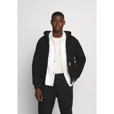 カーハート ジャケット&ブルゾン メンズ アウター ACTIVE JACKET - Winter jacket - black rigid
