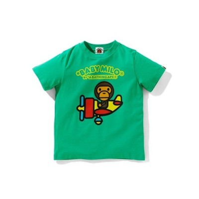 tシャツ Tシャツ BABY MILO FRIENDS AIRPLANE TEE K