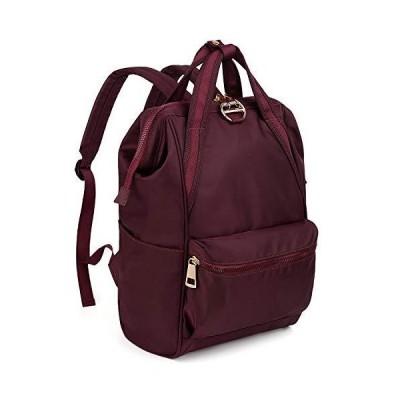 UTO Anti-Theft Backpack for Women Men Water Resistant Lightweight Travel College School Bookbag Unisex Shoulder Bag【並行輸入品】
