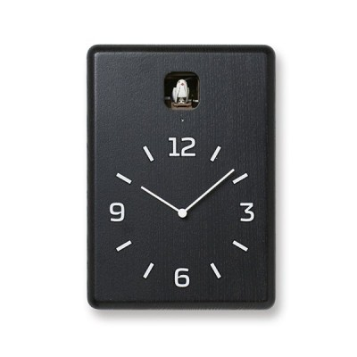 Lemnos(レムノス)置掛兼用時計 CUCU(クク) ブラック