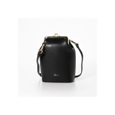 サミールナスリ SMIR NASLI Leather Portrait (ブラック)