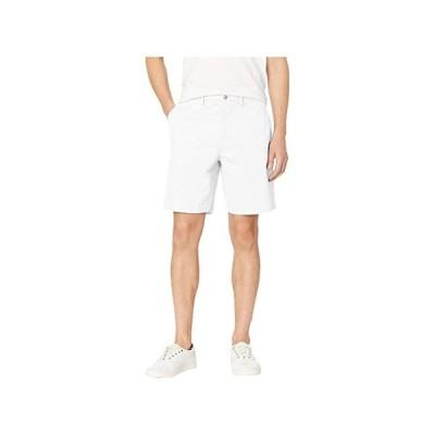ラコステ Stretch Regular Fit Bermudas メンズ 半ズボン White