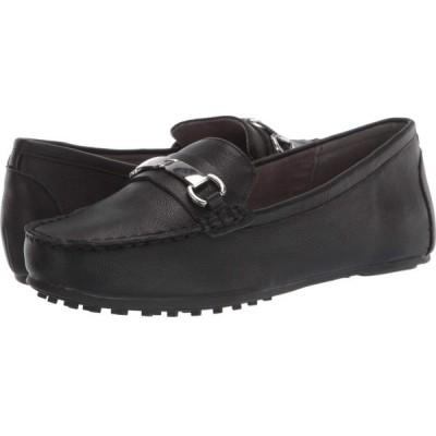 エアロソールズ Aerosoles レディース ローファー・オックスフォード シューズ・靴 Dunellen Black