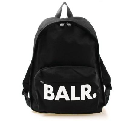 ボーラー BALR バッグ バックパック(リュック) ブラック U-SERIES CLASSIC BACKPACK B10032 BLACK