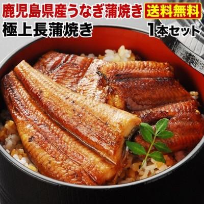 うなぎ 鹿児島産 国産蒲焼き 極上長蒲焼き(106g以上)うなぎの里 ブランド鰻 (タレ山椒) 送料別 クール