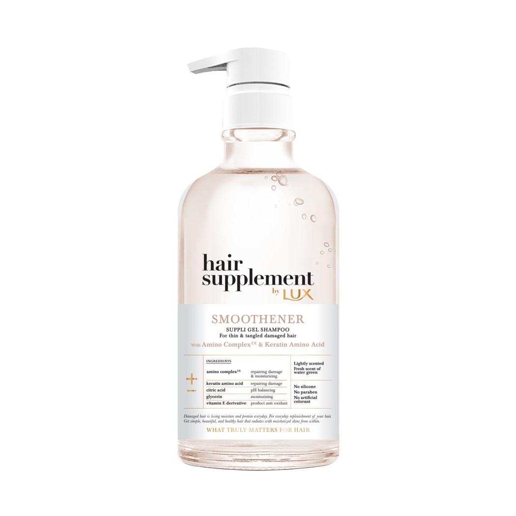 Lux麗仕 髮の補給 角蛋白胺基酸洗髮精