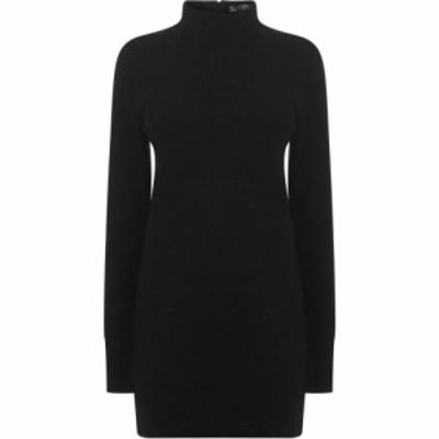 ビバ Biba レディース ワンピース チュニックドレス ワンピース・ドレス Knit Tunic Dress Black