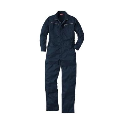 桑和(SOWA) 続服 1/ネイビー S〜LLサイズ 9900 作業着 作業服 ワークウェア ウエア つなぎ メンズ レディース