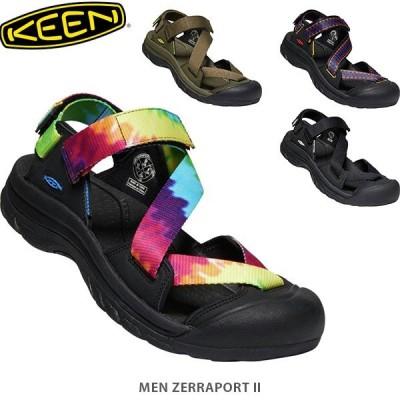 KEEN キーン サンダル メンズ ゼラポート ツー MEN ZERRAPORT II KEE0233 国内正規品