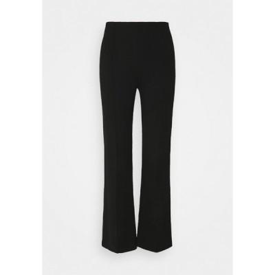 サンド コペンハーゲン カジュアルパンツ レディース ボトムス MALHIA WIDE - Trousers - black