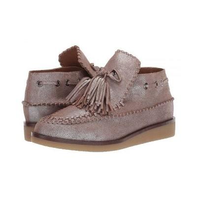 Aerosoles エアロソールズ レディース 女性用 シューズ 靴 ブーツ アンクルブーツ ショート Martha Stewart Shirley - Silver Metallic