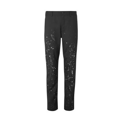 コム デ ギャルソン・シャツ COMME des GARÇONS パンツ ブラック XS ウール 100% パンツ